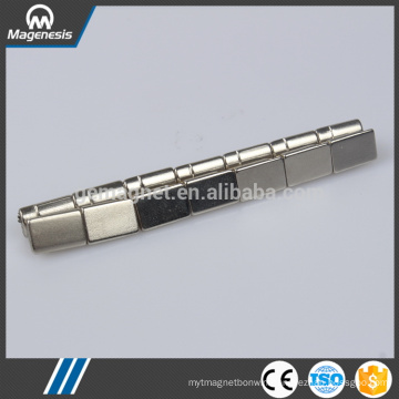 Alibaba china hot sell ferrite magnet for fridge