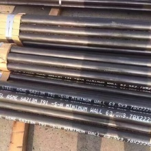 Alloy Steel Pipe and Tube A335 A213