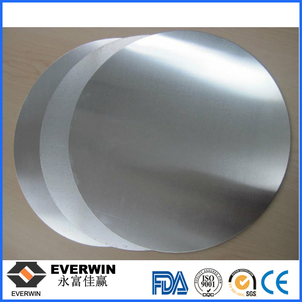 Customized Mill finish Aluminium Circle Price