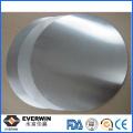Круглый алюминиевый круг диск для посуды