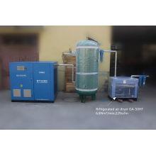 Secador de compressor de ar refrigerado venda quente