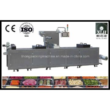 Dlz-460 полностью автоматическая машина для вакуумной упаковки говядины непрерывного действия