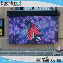 Le rideau flexible d'affichage à LED Flexible de prix bon marché affiche l'écran P6 extérieur