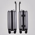 Hard shell travel suitcase