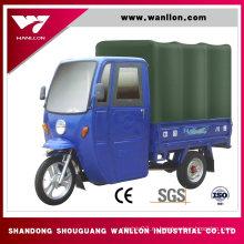 Передачей 150cc трехколесный самокат трехколесный велосипед для грузов изготовлены в chna