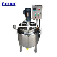 Tanque de mistura de descoramento líquido de aço inoxidável de alta qualidade Sus304