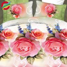 Tissu doux imprimé à la maison de polyester pur utilisé pour la vente