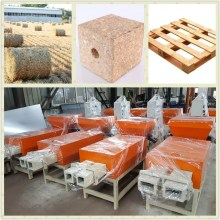 Sawdust Pallet Block Making Machine