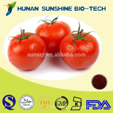 Proveedor de China Suplemento nutricional Licopeno antitumoral
