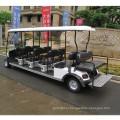 Вариатор горячая Распродажа 10-12 сидений корзину газовая мощность для гольфа с CE для экскурсии , поле для гольфа