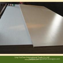 1220X2440X18mm E1 Grade Good Quality Melamine Faced Plywood