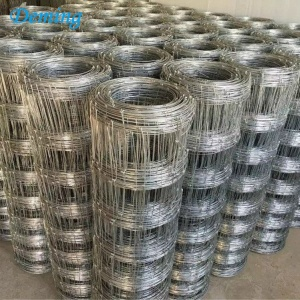 Pagar Galvanized Hinge Joint Fixed Knot Field