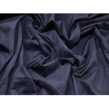 Tissu de coton denim stretch avec spandex
