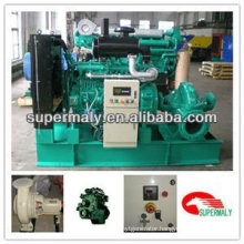 water pump (split casing pump, double-suction pump)