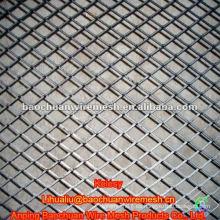 El alambre de acero inoxidable amplió el listón del metal con precio competitivo en almacén