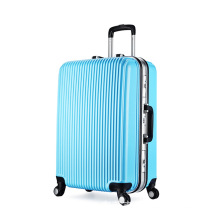 New Unique 100% polycarbonate PC Trolley Luggage