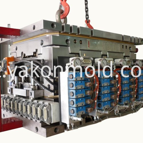 Auto door injection moulds