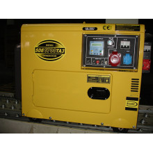 5000W 3 Phase Small Output House Generators