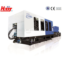 Plastic injection molding machine 588TONS for plastic container