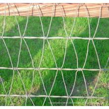 Stark und flexibel verzinkter Stahl Pferd Zaun