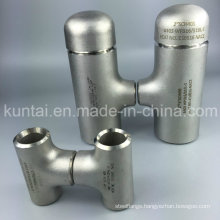 Top Quality 304 316L Stainless Steel Equal Tee (KT0378)