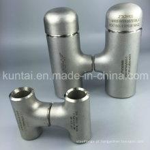 Top Quality 304 316L Tee Igualdade de Aço Inoxidável (KT0378)