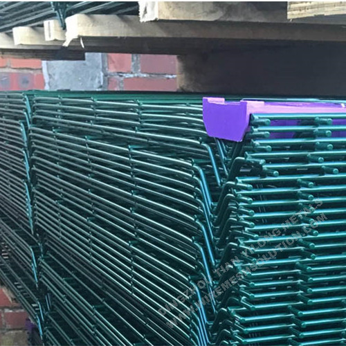 200x50mm 3D Wire Mesh Fence Panel