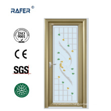 Golden Color Aluminum Room Door (RA-G121)