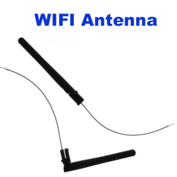 Antena de goma Barata antena WiFi 2.4G para receptor inalámbrico