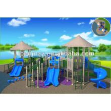2014 équipement de parc aquatique à chaud, toboggan de parc aquatique à vendre, toboggan à eau plastique LE.X3.023.00