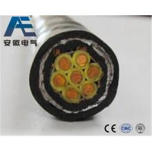 Cu / PVC / Sta / PVC, поставщик контрольного кабеля, 0,6 / 1 кВ (IEC 60502-1)