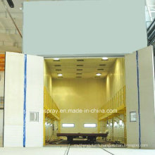 Industrial Cleaning Sandblasting Room with Recycle System