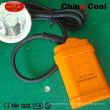 China Lámparas de la cabeza de la explotación minera a prueba de explosiones Kl2.5lm del carbón