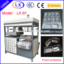 Hohe Qualität PP Box Vakuum Formmaschine