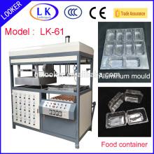 Alta qualidade PP Box vacuum forming machine