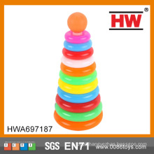 2016 good quality funny plastic rainbow spring for baby