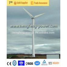 Precio de turbina de viento de 100kw de imán permanente