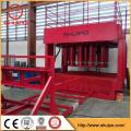 Hydraulischer gewollter Kopf der Marke Cnc, der Maschine / den hydraulischen Behälter-Kopf bildet Maschine konfiguriert