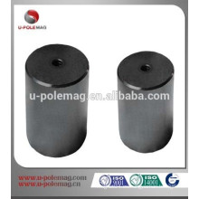 AlNiCo Magnet Cilindro de acero Pot (Internal Thread)