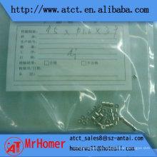 Imanes permanentes de NdFeB industrial con recubrimiento de níquel