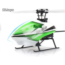 Nouvelle arrivee! WL V988 2.4G 4CH Single Blade RC Helicopter, hélicoptère rc