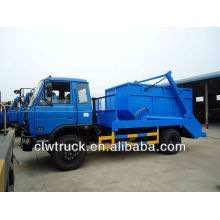 Dongfeng 145 container garbage truck