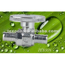 brass angle valve Electroplating Chromium Mini Ball valve
