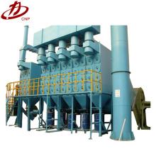 Colector de polvo industrial industrial del bolso del filtro del diseño del filtro del bolso