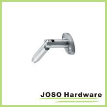 Conector de pared de acero inoxidable para sistema de pabellón de puerta (BA403)