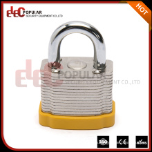 Elecpopular Productos baratos de importación Unique 40Mm Steel Laminated Padlock
