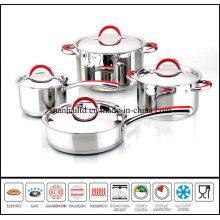 8PCS Steel Kitchenware Set