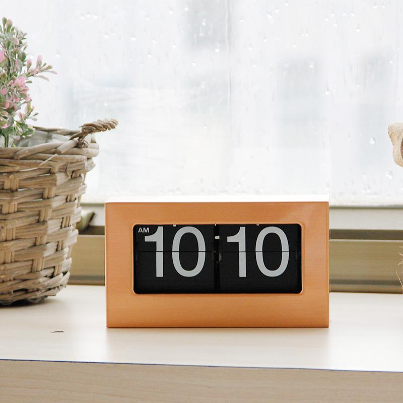 European style table clock
