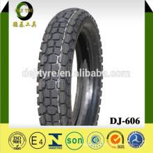 DEJI высокого качества мотоцикла шины размер шины бескамерные шины 6PR/8PR T/L, T/T