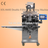 Automatic High Quality Cookies With Jam stuffing Encrusting Making Machine
